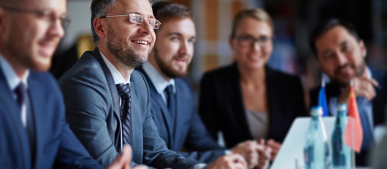 Unternehmen, Verbände, Investoren