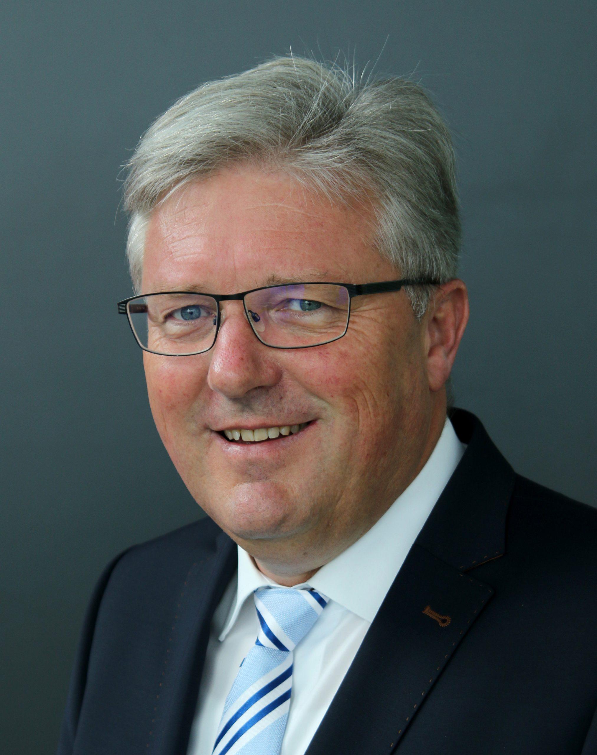 Hermann Meyering, Geschäftsführer der TRD-Reisen Dortmund GmbH