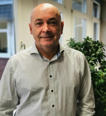 Dirk Riedel, Geschäftsführer KompostWerke Rhein-Sieg GmbH & Co. KG (KRS)