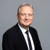 Hauptgeschäftsführer Rüdiger Wollmann im Profilbild